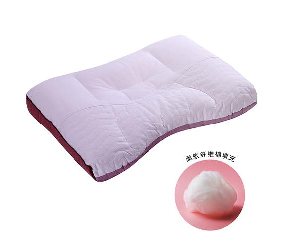 柔软纤维棉枕