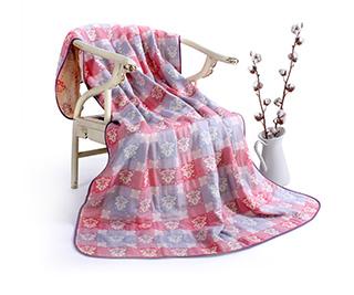 毛巾纱布毯